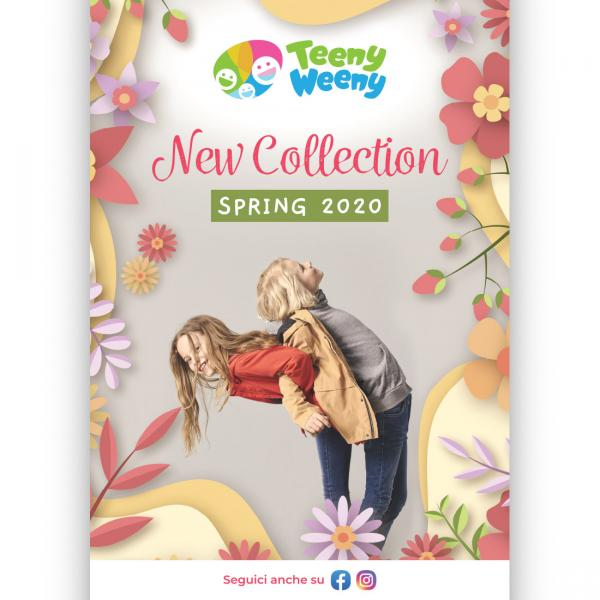 New collection spring 2020 Teeny Weeny
