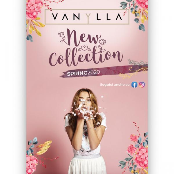 New collection spring 2020 Vanylla