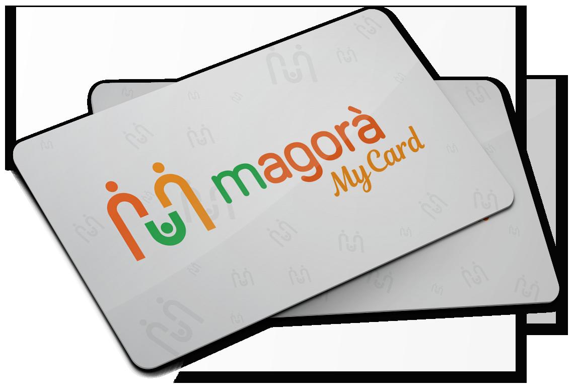 my card magora