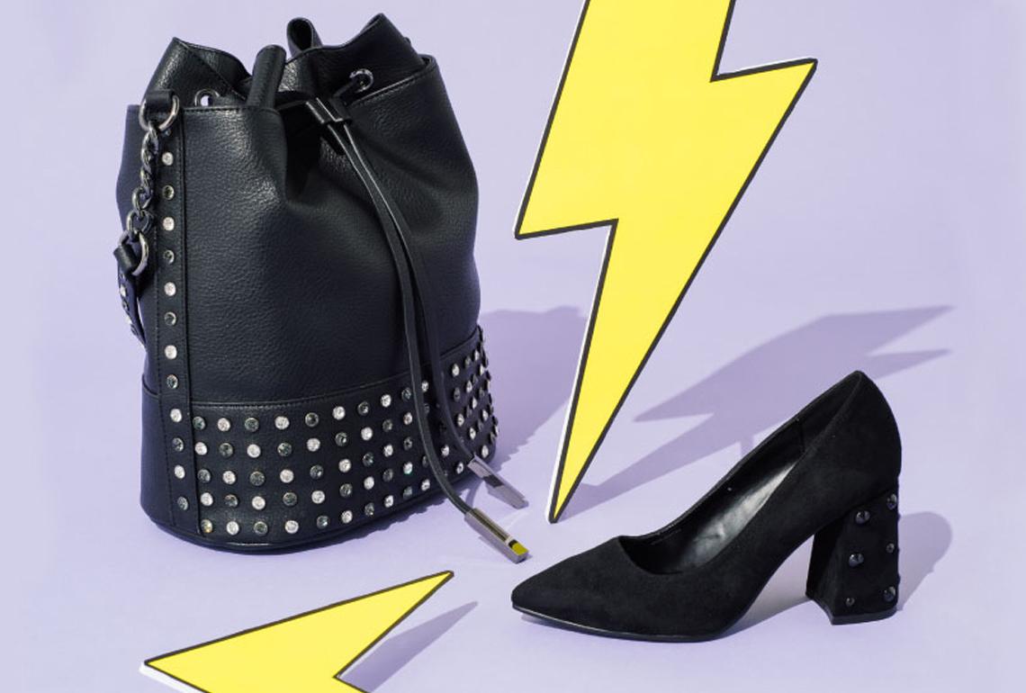 Abbinamento scarpe accessori