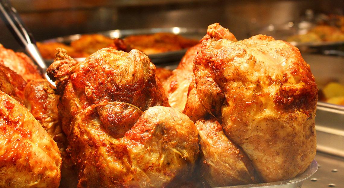 gastronomia conad magora pollo allo spiedo
