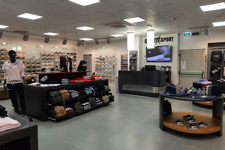 quality sport centro commerciale magora