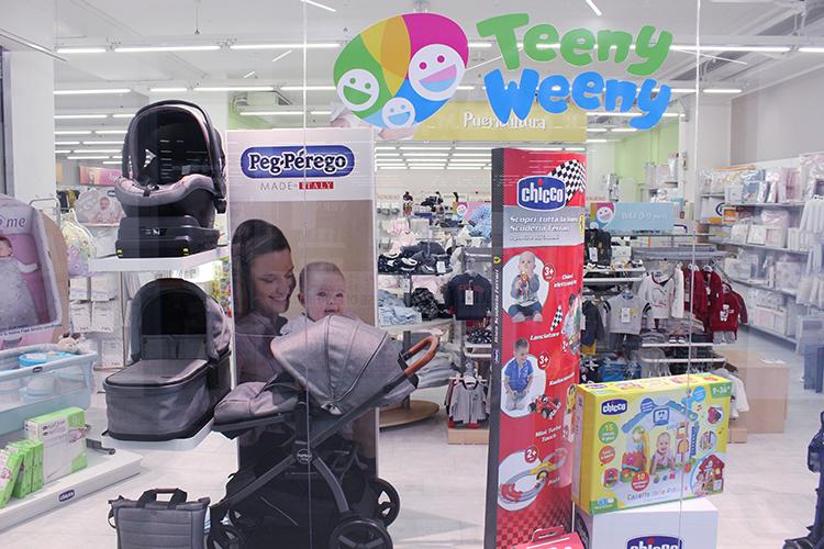 teeny weeny centro commerciale magora